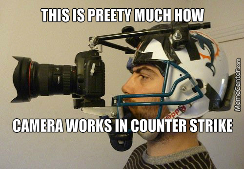 Camera In Counter Strike.most Complicated Thing Ever.