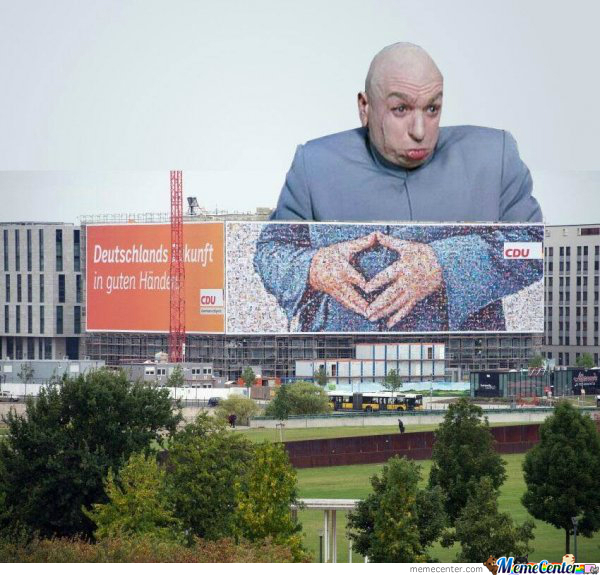 Campaign In Germany - Trolling 1