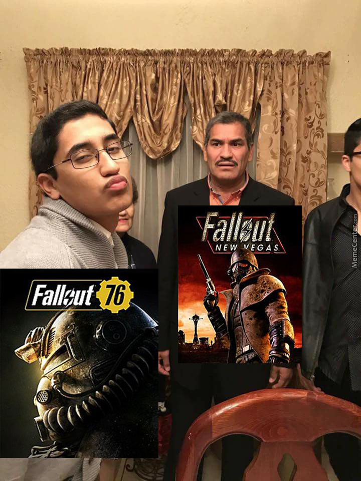 Can Fallout 76 Get Worse ? Hint : Yes by doulla - Meme Center