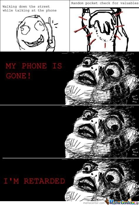 Can I Call You Back? I Lost My Phone!