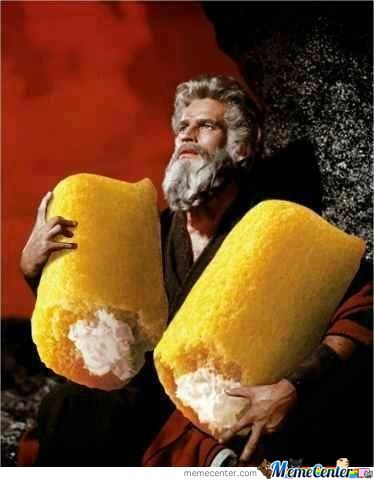 Can Moses Save The Twinkies?