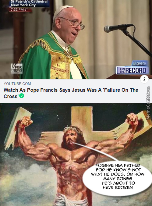 Can The Pope Commit Heresy?