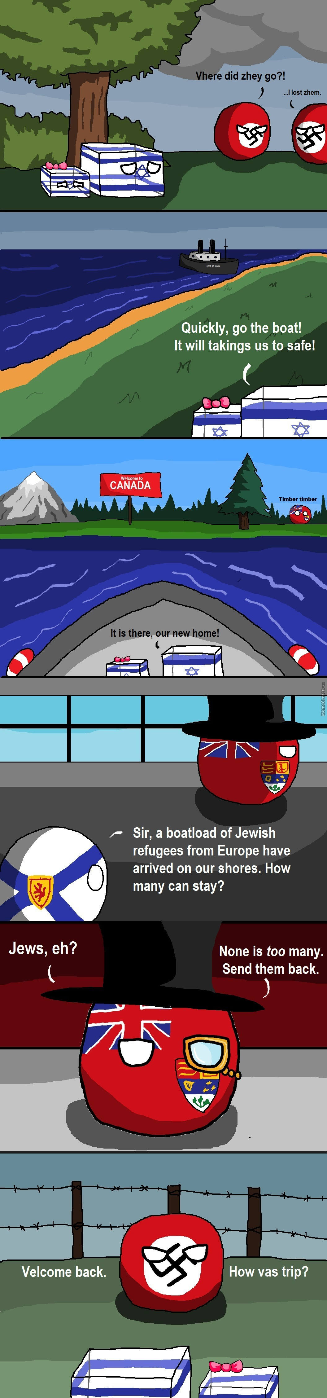 Canada In Wwii