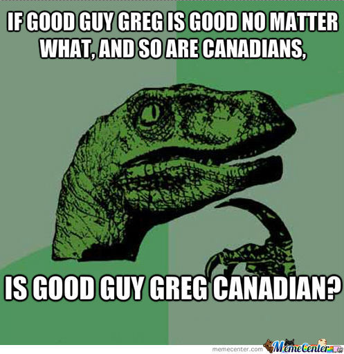 Canadian Greg
