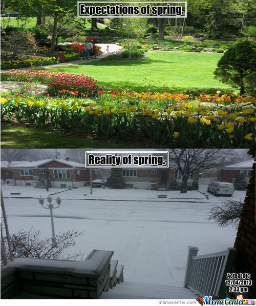 Canadian Spring (From Quebec)
