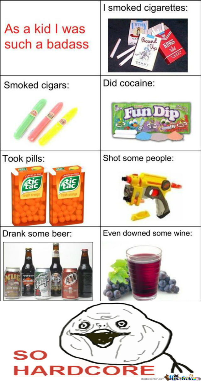 Candy And Drug Apparently Mix