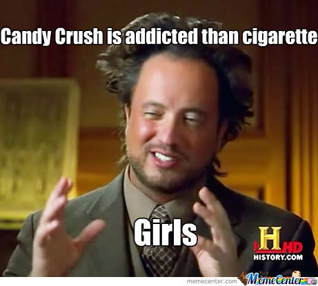 Candy Crush Is Not Addicted At All