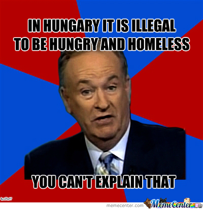 Can't Be Hungry In Hungary