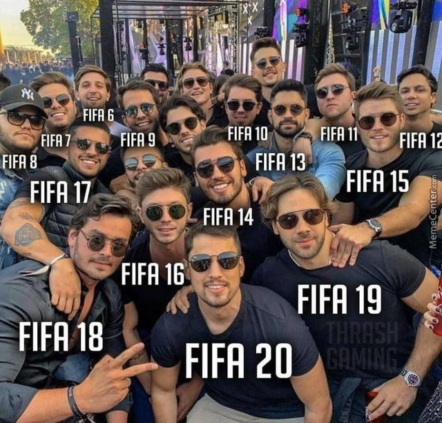 Can't Wait For Next Fifa