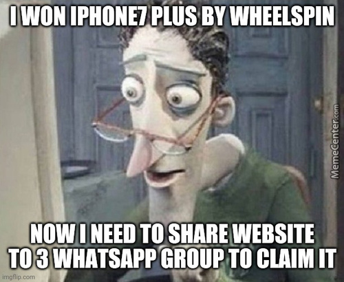 Cant Wait To Get My New Iphone From My Nigerian Prince Cousin