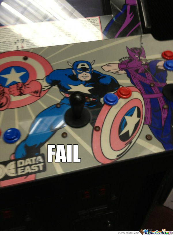 Cap's Shield Isn't The Only Thing That's Hard As Vibranium Right Now