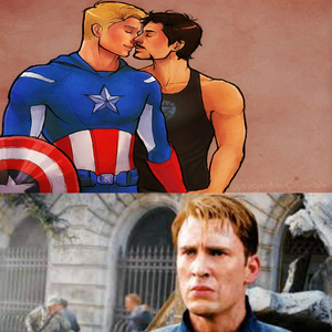 Captain America's Greatest Enemy: Fanfiction by