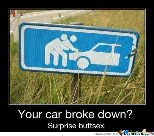 Car Broke Down?