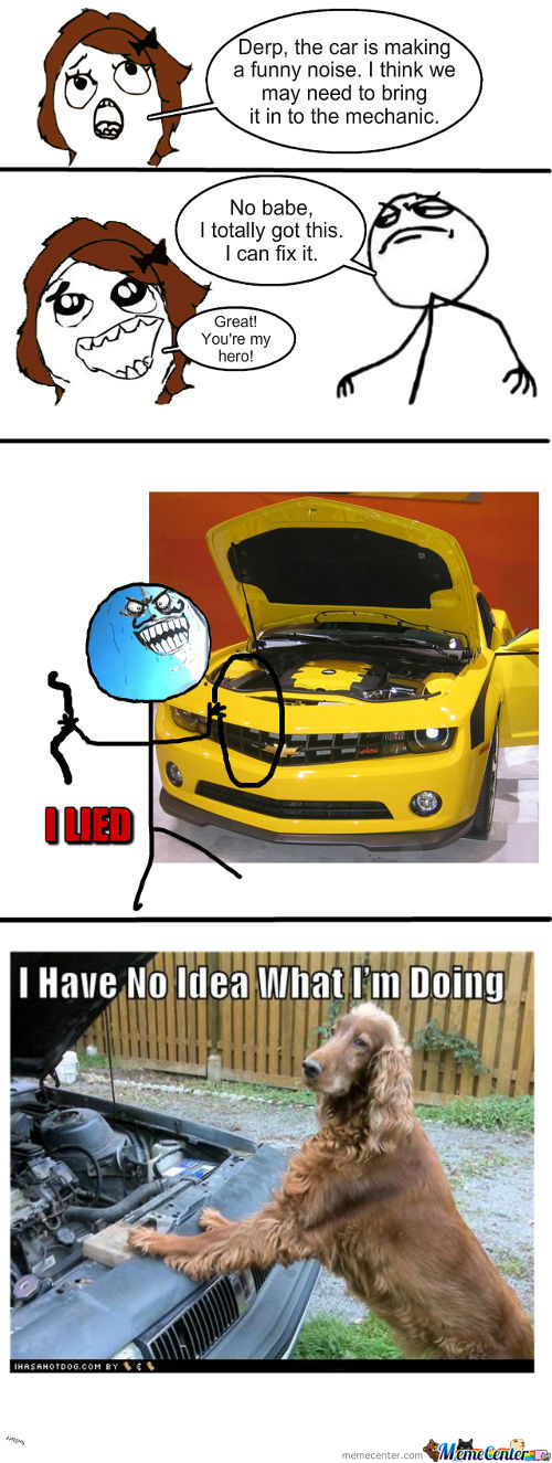 Repair memes best collection of funny repair pictures for Garage auto reparation soi meme