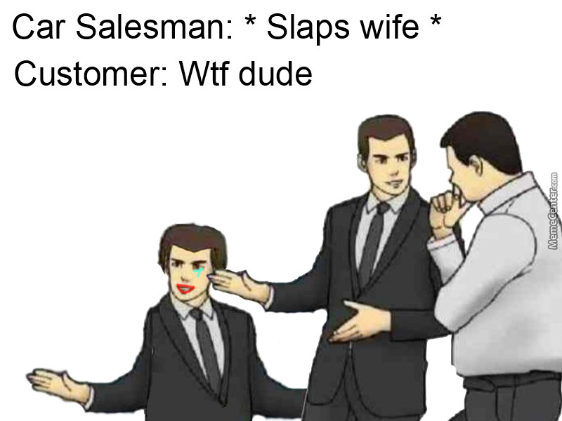 Car Salesman Domestic Abuse Scandal, His Career Is Over Now