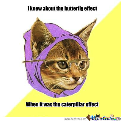 Caterpillar Effect
