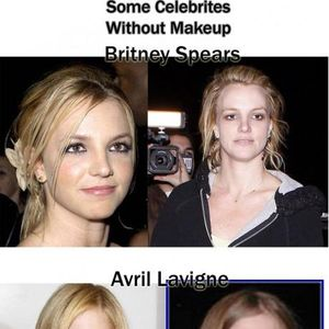 Celebrities Without Make Up By Drunkenmaster23 Meme ...