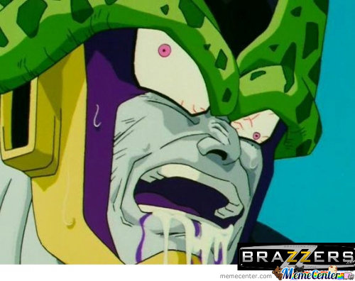 Cell Got It In The Mouth