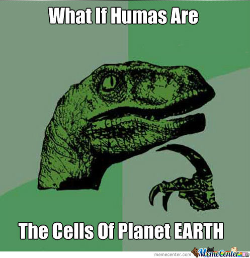 Cells Of The Planet
