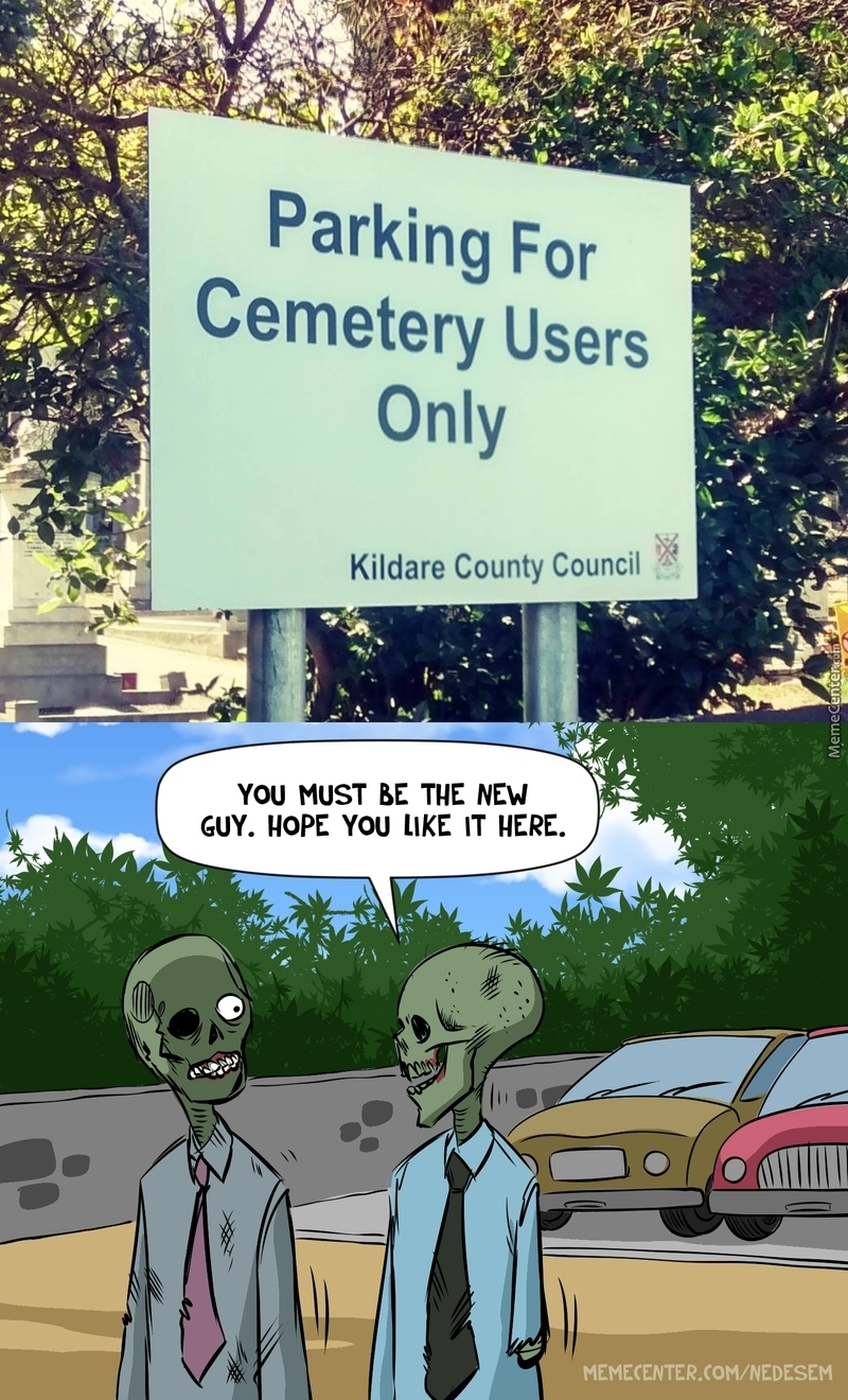 Cemetery Users