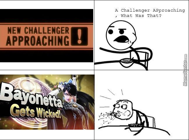 cereal guy amp 039 s reaction to bayonetta in smash_o_6441453 cereal guy's reaction to bayonetta in smash by ostanforthewin