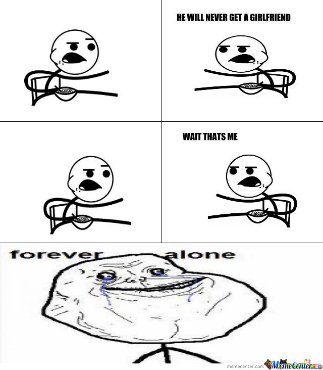 Cereal Guy Forever Alone