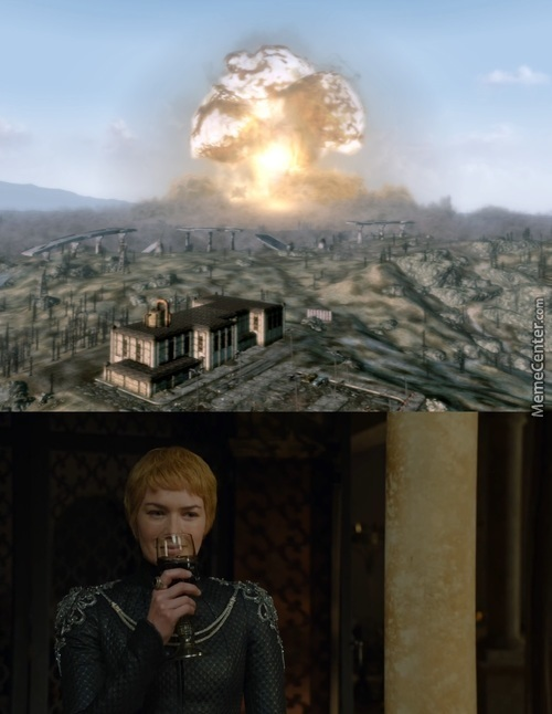 Cersei Is Mad!!!!!!
