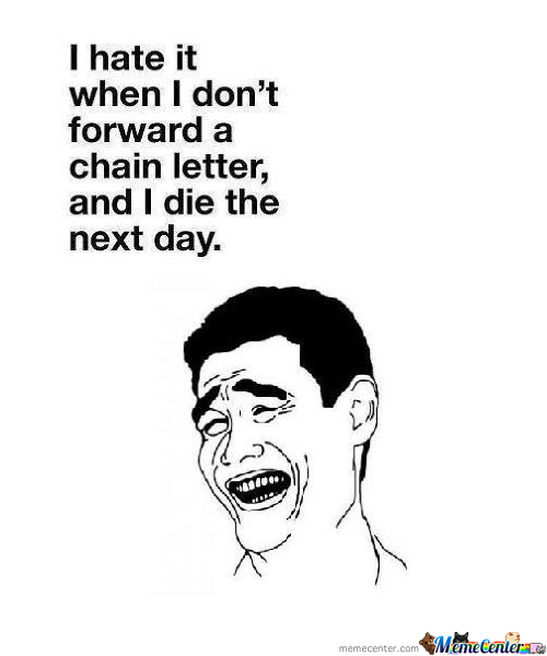 Chain Letters Pfff