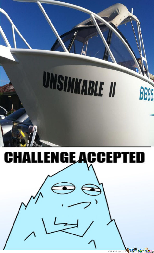 Challenge Accepted Again