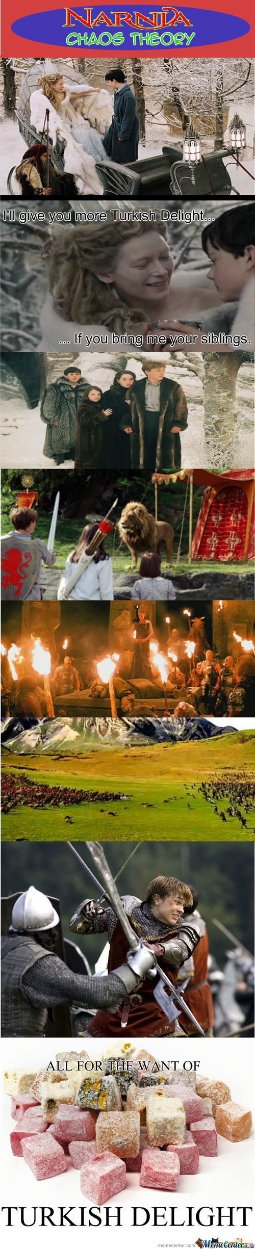 chaos theory narnia_c_1835845 narnia memes best collection of funny narnia pictures,Narnia Memes