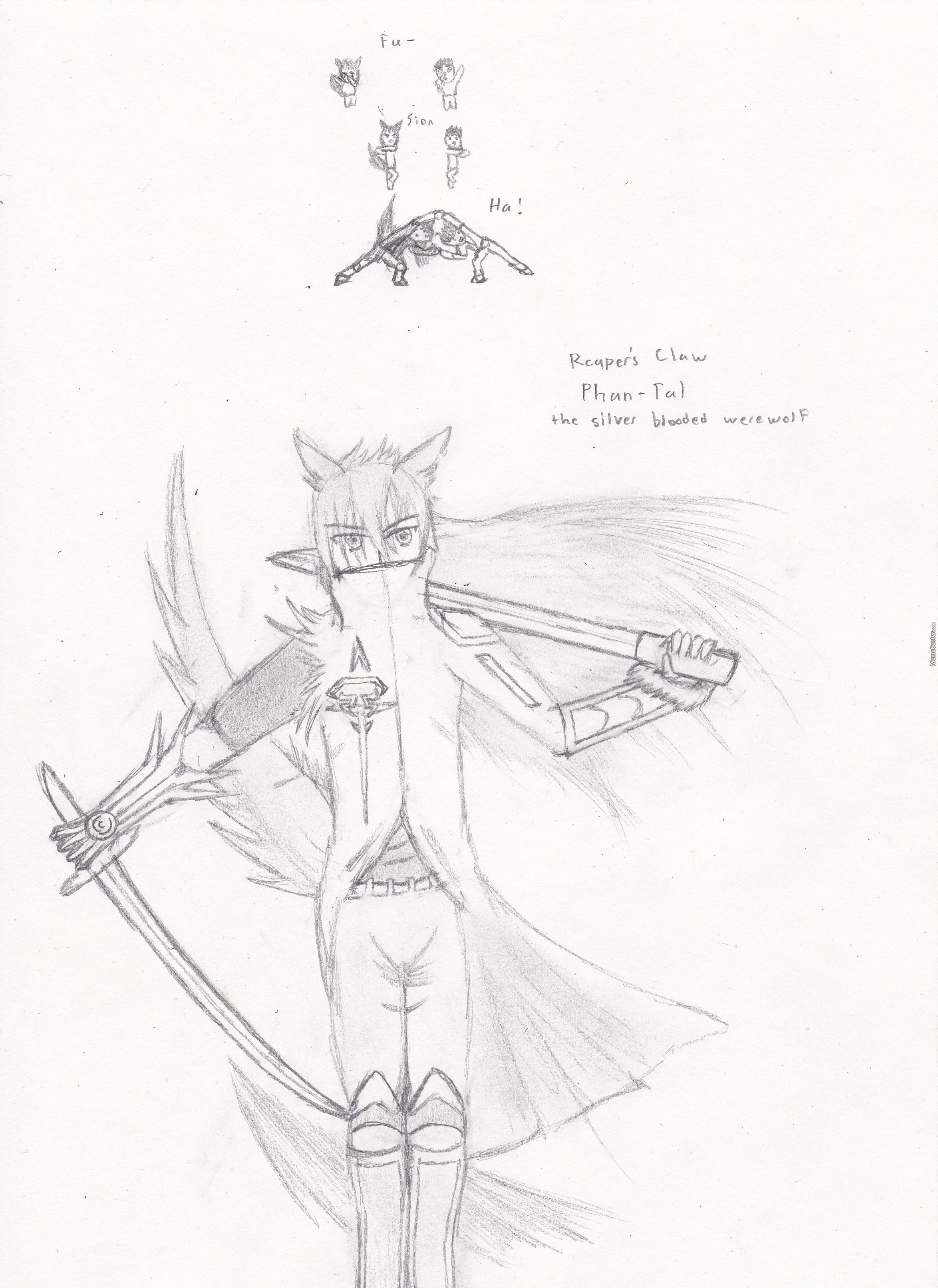 Character fusion phantom and talons p by talons meme center character fusion phantom and talons p ccuart Image collections