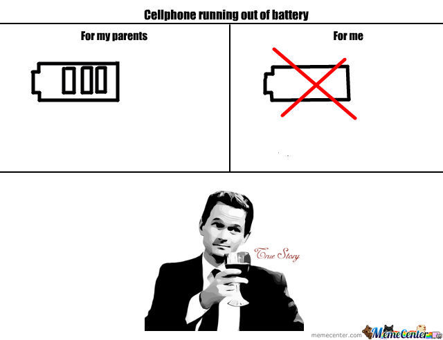 Charge Your Phone? Ain't Nobody Got Time For That