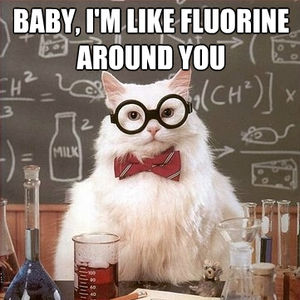 Chemistry cats pickup lines by onlyhalfgerman meme center urtaz Image collections