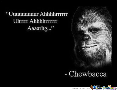 Chewbacca Memes. Best Collection of Funny Chewbacca Pictures