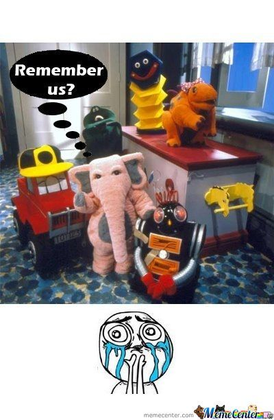Childhood Awesomemness