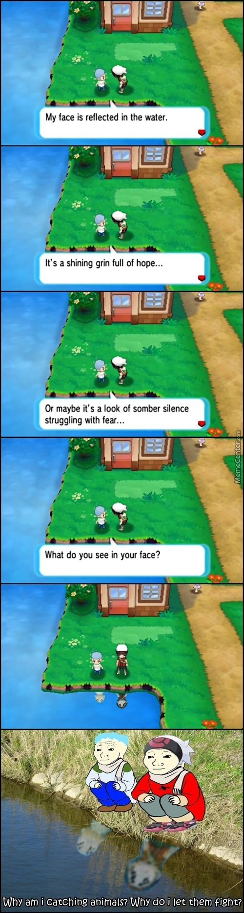 Childhood Questions - Pokemon
