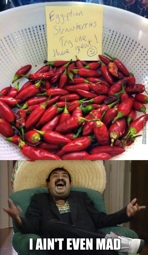 Chilli Pranks Take No Toll On Mexicans