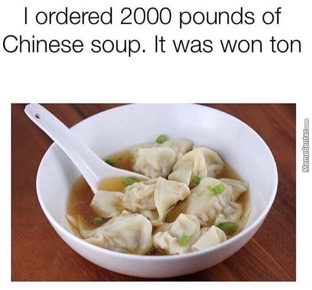 Chineese Puns Are The Worst