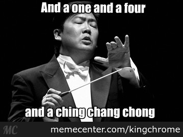 Chinese Conductor