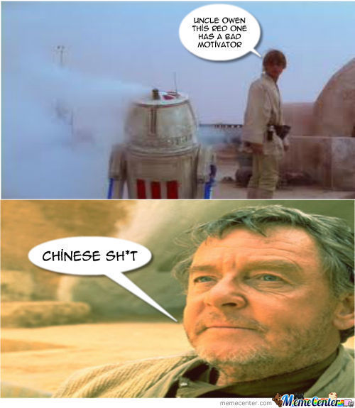 Chinese Droids