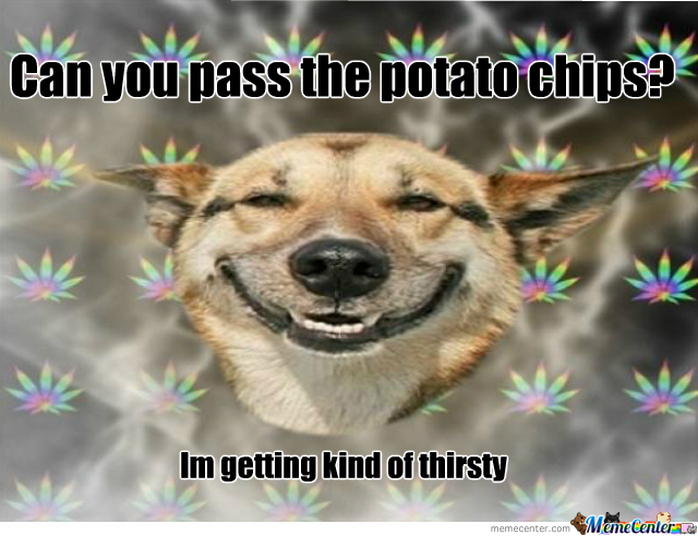 Chips Shall Quench My Thirst!