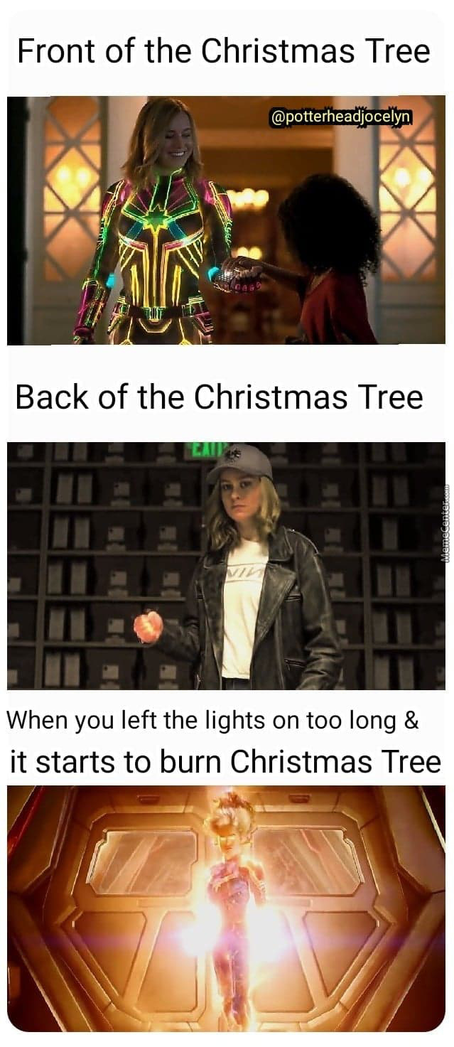 Christmas Tree Depictions