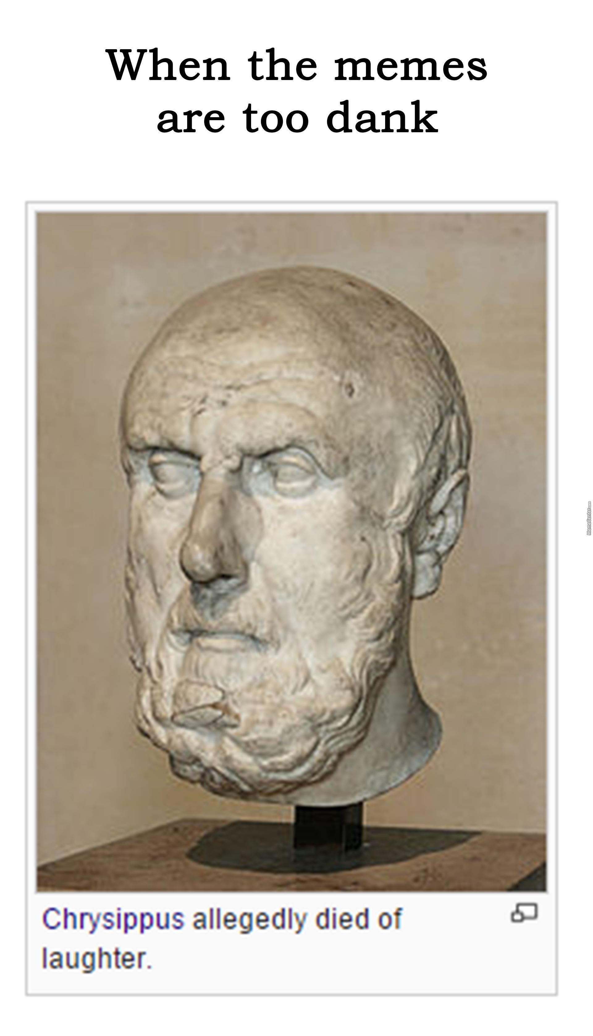 Chrysippus, The First Tumblr User