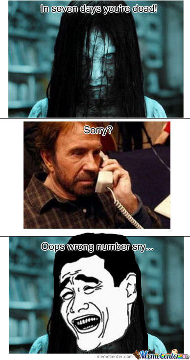 Chuck Norris And The Ring