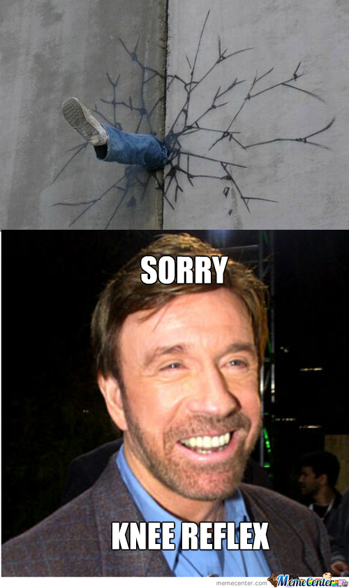 chuck norris knee_o_313879 knee memes best collection of funny knee pictures,Knee Surgery Memes