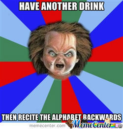 Chucky Is Nuts