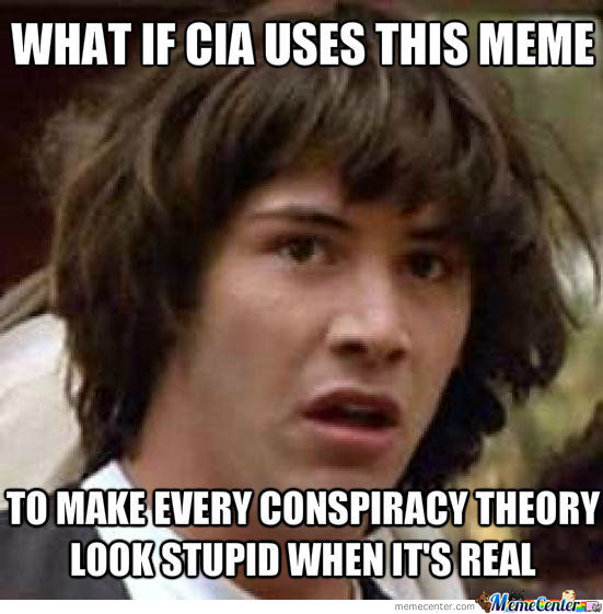 Cia On The Internet