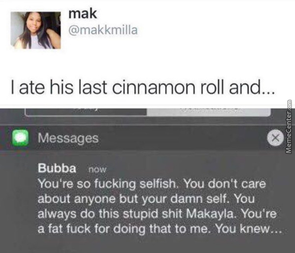 Cinnamon Rolls Are Serious Business