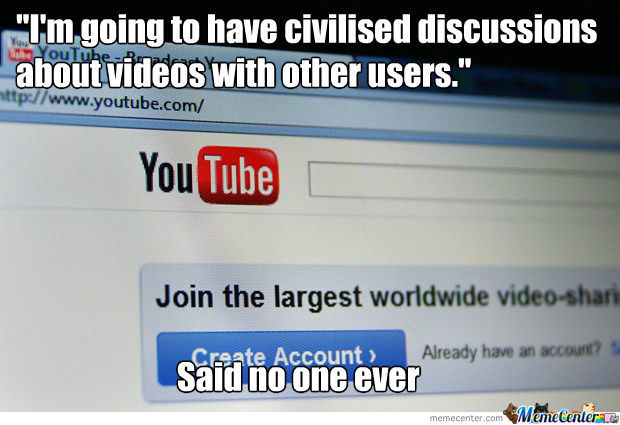 Civilised Internet