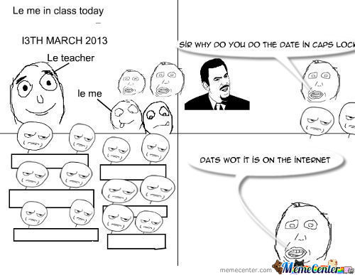 Class Today